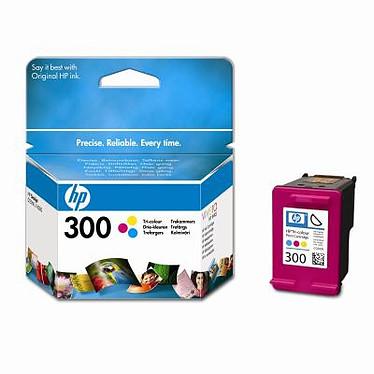 HP 300 - CC643EE Cartucho de tinta de color