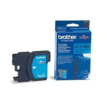 Brother LC1100C (Cyan)
