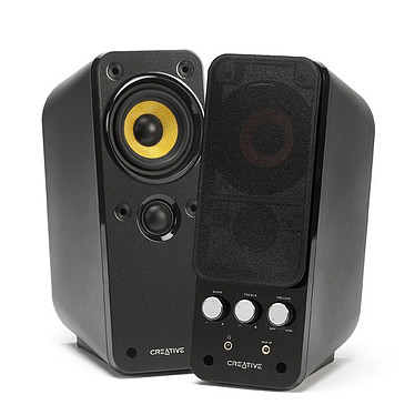 Creative GigaWorks T20 Serie II Kit de altavoces 2.0 (14 W RMS)