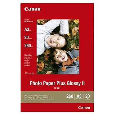 Canon PP-201 Papier Photo, 260g/m² (10 x 15 cm, 50 feuilles)