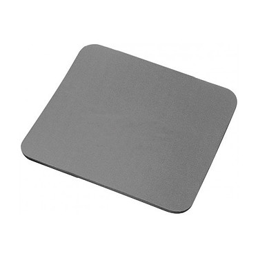 Tapis de souris simple (coloris gris)