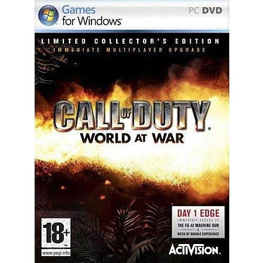 Call of Duty : World at War - Edition Collector (PC)