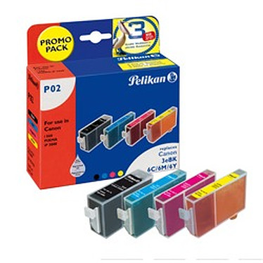 Pelikan PromoPack compatible BCI-3/BCI-6