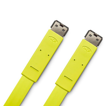 LaCie Flat Cable - Câble eSATA vers eSATA - 1.2 m