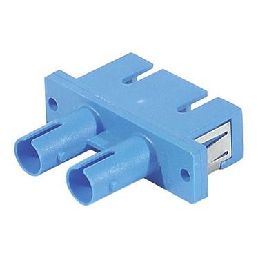 Coupleur fibre optique multimode ST/SC Duplex