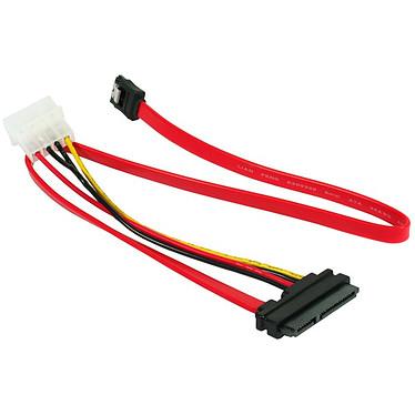 Connecteur SATA (données + alimentation) pour disque dur 2.5''