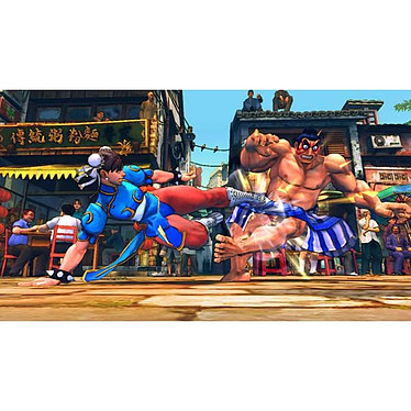 Street Fighter IV (Xbox 360) pas cher