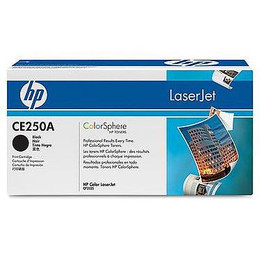 HP CE250A HP CE250A - Toner Noir (5 000 pages à 5%)