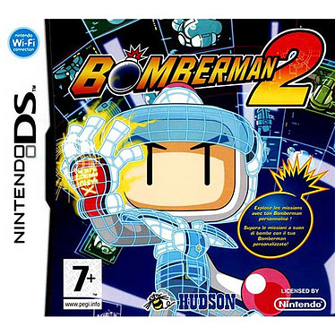 Bomberman 2 (Nintendo DS)