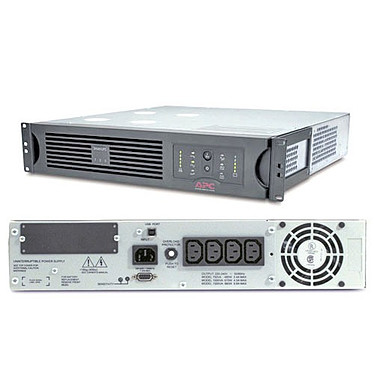 APC Smart-UPS Rack-Mount 750VA