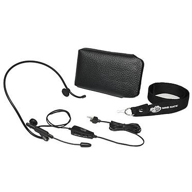MadCatz Audio Chat Pack Noir (Nintendo DSI)