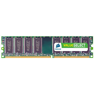 Corsair Value Select 2 Go DDR2 800 MHz CL5