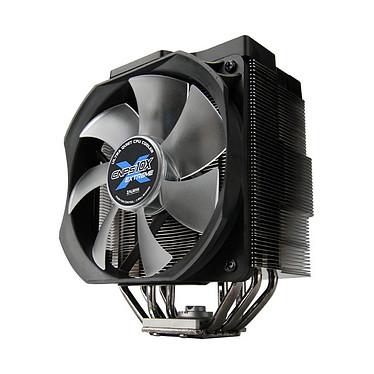 Zalman CNPS10X Extreme Ventilateur pour processeur (pour socket Intel 1150/1151/1155/1156/1366/775 & AMD AM3/AM2+/AM2/940/939/754)