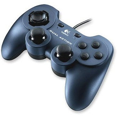 Logitech Dual Action Gamepad USB