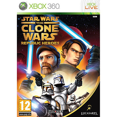 Star Wars The Clone Wars : Les héros de la République (Xbox 360)
