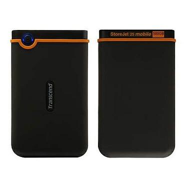 Transcend StoreJet 25M 500 Go Noir (USB 2.0)