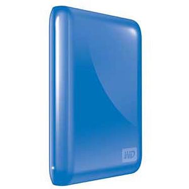 Acheter Western Digital My Passport Essential 640 Go Bleu