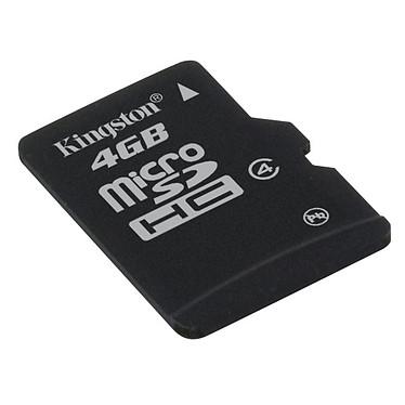 Kingston microSD 4 Go High Capacity