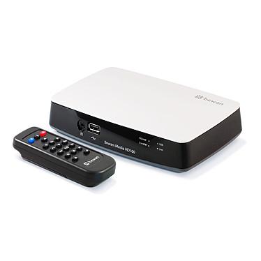 Bewan iMedia HD100 Bewan iMedia HD100 - Lecteur multimédia HD Ethernet/USB