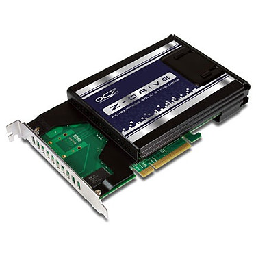 OCZ Z-Drive p84 PCI Express 500 Go