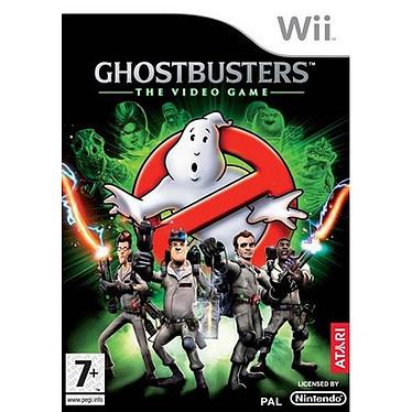 SOS Fantômes - Le jeu vidéo (Wii)