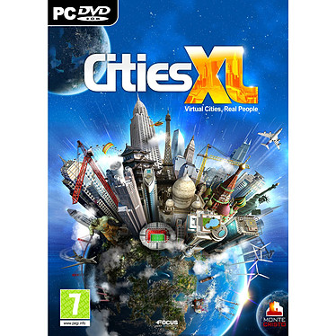 Cities XL - Collection Gestion (PC)