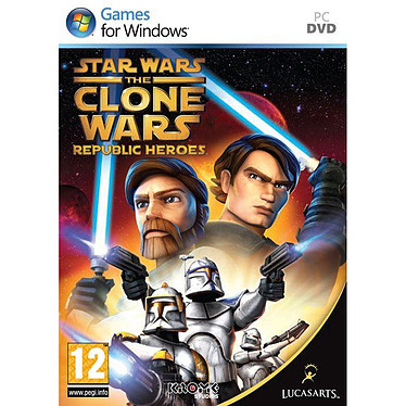 Star Wars The Clone Wars : Les héros de la République (PC)