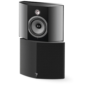 Focal Chorus SR 700 V Black Satin (par paire) Paire d'enceintes surround