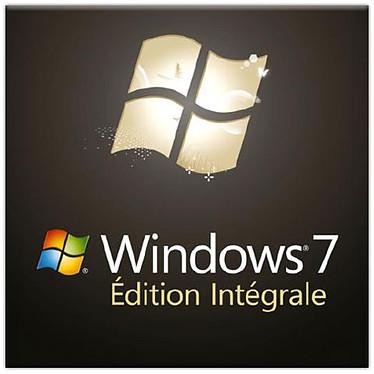 Microsoft Windows 7 Edition Intégrale OEM 64 bits