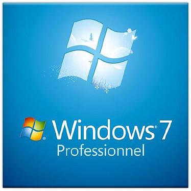Microsoft Windows 7 Professionnel OEM 64 bits