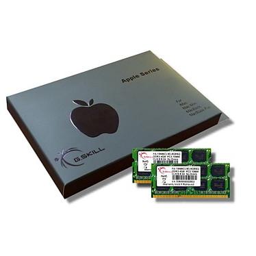G.Skill Mac Memory SODIMM 8 Go (2x 4Go) DDR3 1333 MHz
