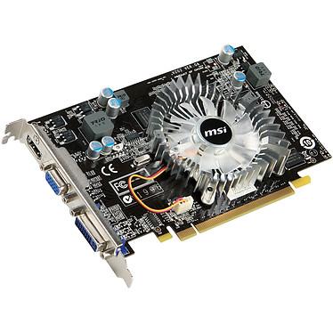 MSI N220GT- MD512 MSI N220GT-MD512 - 512 Mo DVI/HDMI - PCI Express (NVIDIA GeForce avec CUDA GT 220)
