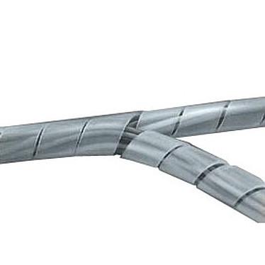 Gaine de rangement pour câbles - diamètre 70 mm max. - longueur 10 m (coloris blanc)