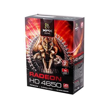 XFX ATI Radeon HD 4650 512 MB
