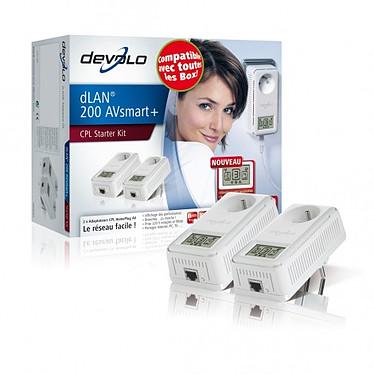 devolo dLan 200 AVsmart+ Starter Kit