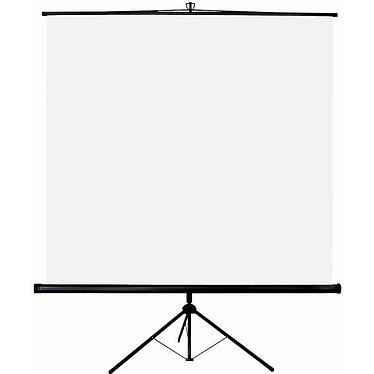 LDLC Ecran trépied - Format 1:1 - 180 x 180 cm