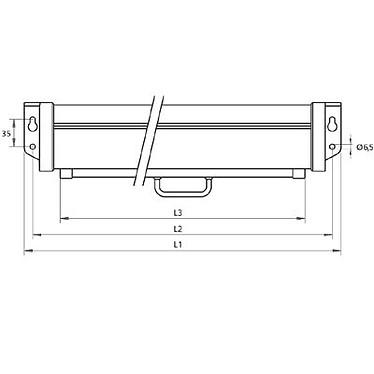 Avis LDLC Ecran manuel - Format 16:9 - 240 x 135 cm
