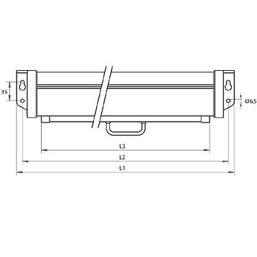 Acheter LDLC Ecran manuel - Format 16:9 - 220 x 124 cm