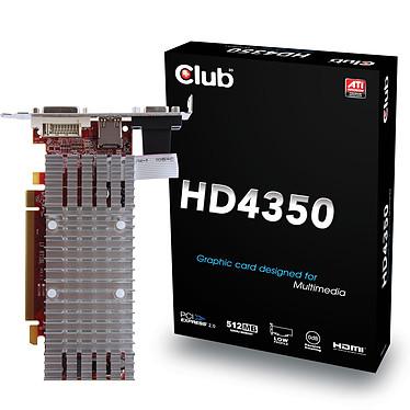 Club 3D Radeon HD 4350 512 MB LP