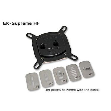 Avis EK Water Blocks -EK-Supreme HF - Acétal