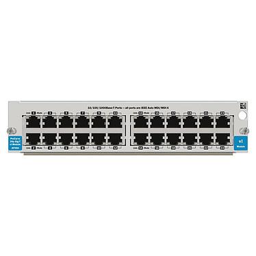HP ProCurve vl J8765B HP ProCurve vl J8765B - Module 24 ports 10/100 Mbps pour ProCurve 4200vl