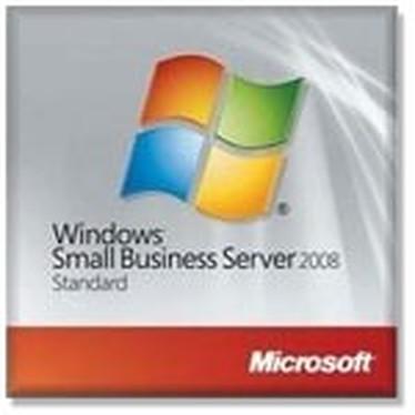 Microsoft Windows Small Business Server 2008 Standard SP2 OEM Microsoft Windows Small Business Server 2008 Standard SP2 OEM - Licence 1 serveur, 5 clients (français)