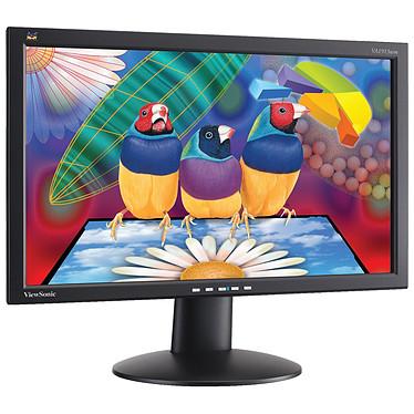 """ViewSonic VA1913wm ViewSonic 18.5"""" LCD - VA1913wm - 5 ms - Format large 16/9 - Noir (garantie constructeur 3 ans sur site)"""