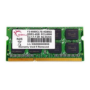 G.Skill SO-DIMM 204 pins (DDR3)