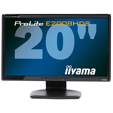 "Avis iiyama 20"" LCD - ProLite E2008HDS-B1"