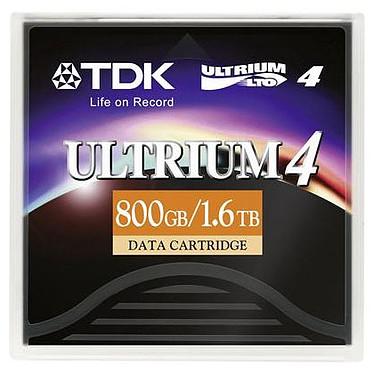 TDK D2407-LTO4 Ultrium 1.6 To TDK D2407-LTO4 - Bande de sauvegarde LTO-4 Ultrium 1,6 To