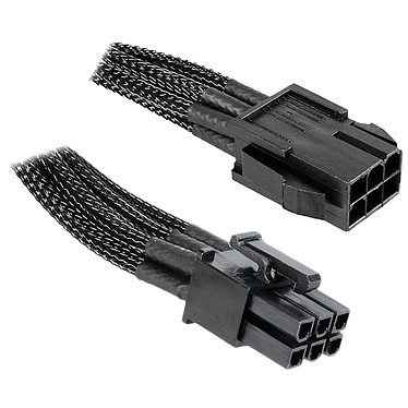 NZXT Rallonge d'alimentation PCI Express 6 broches