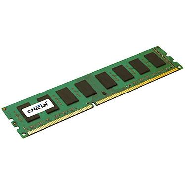 Crucial DDR3L 4 Go 1866 MHz CL13 RAM DDR3L PC14900 - CT51264BD186DJ (garantie à vie par Crucial)