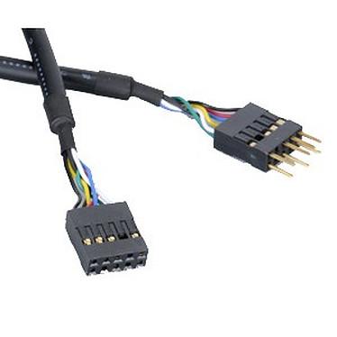 Akasa EXAUDI-40 Câble audio interne