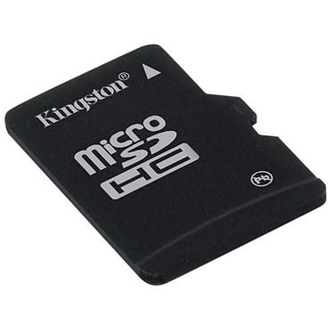 Kingston microSD 16 Go High Capacity Class 10